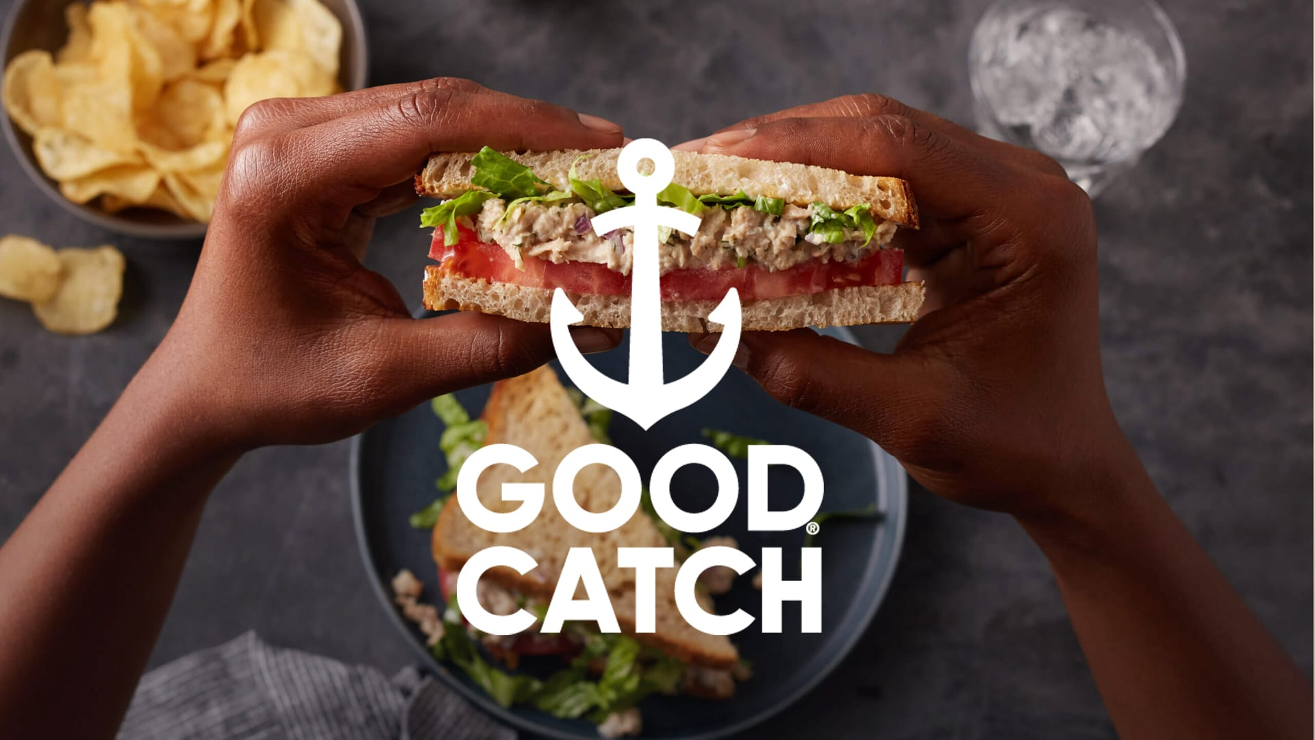 Grayling nets full service European brief  for plant-based seafood brand Good Catch®