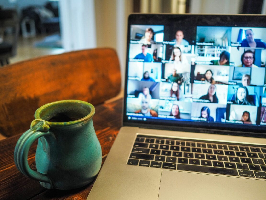 Virtual Media: 5 tips for organising an online press conference